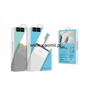 HOCO Power Bank 30 000mah Rege szary