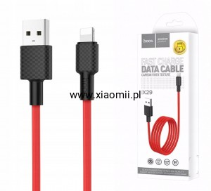 Hoco Kabel USB typ lighting iPhone 1metr